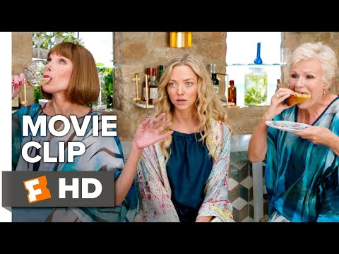 Mamma Mia! Here We Go Again Movie Clip - Angel Eyes (2018) | Movieclips Coming Soon
