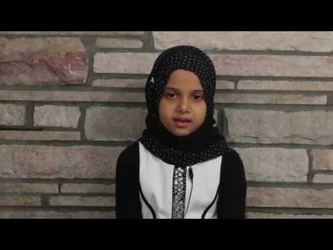 #QuranwithMaryam – Maryam is reciting Surat An-Naba (Episode# 16)