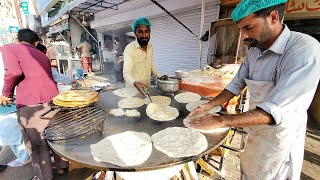 SPICY STREET FOOD in Pakistan MUTTON KORMA & Trying Goat Testicles in Lahore
