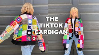 TIKTOK MADE THIS CARDIGAN...