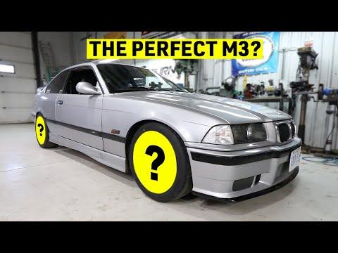 Rebuilding & Modifying a BMW Euro-spec E36 M3 - Part 1 of 2