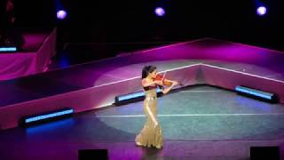 Vanessa Mae ~ Art Of War (HD)