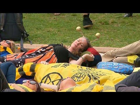Αυστραλία: Διαδηλώσεις της Extinction Rebellion