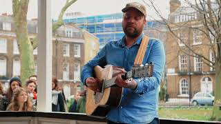 Frightened Rabbit - Good Arms vs Bad Arms - Bandstand Busking