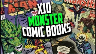 x10 Marvel Monster Comic Books You Need To Know - Marvel Monsters Are Coming