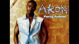 Akon - Party Animal [High Quality Mp3] (Lyrcis)