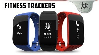 TOP 5 BEST FITNESS TRACKERS [EDITION 2018]
