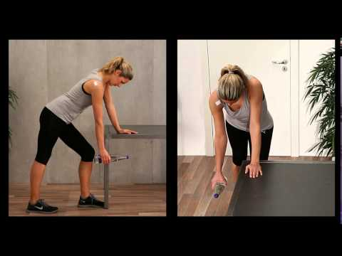 Übungen für die Gelenke des Daumens