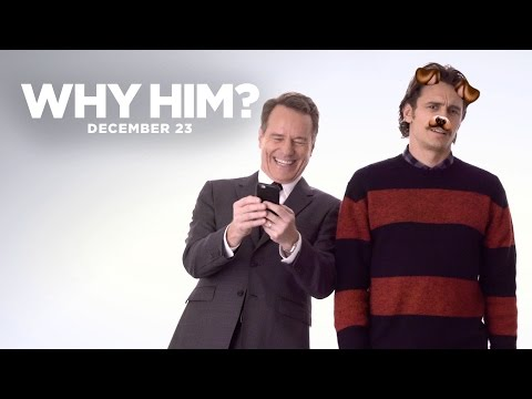 Why Him? (TV Spot 'Everyone's on Snapchat')