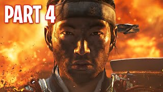CASTLE TAKEOVER! (Ghost of Tsushima, Part 4)