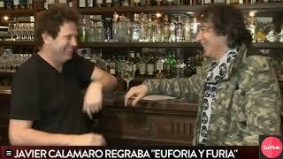 Javier Calamaro Y Su Reciente Encuentro Con Charly García