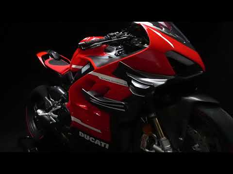 2020 Ducati Superleggera V4 in De Pere, Wisconsin - Video 1