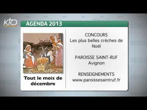 Agenda du 16 décembre 2013