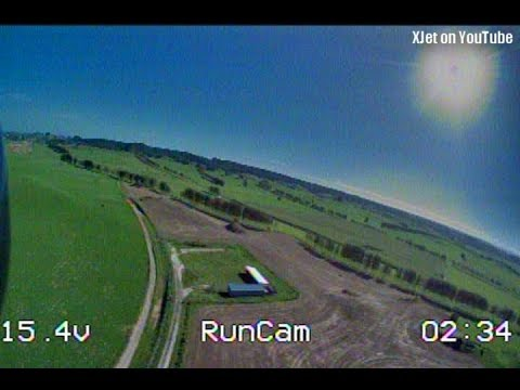 fpv-sonic-ar-wing-over-tokoroa-airfield-nzto