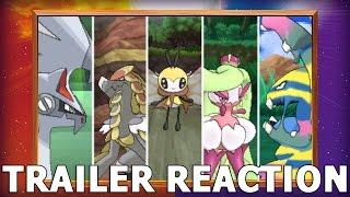 Type: Null  - (Pokémon) - POKEMON SUN & MOON TYPE: NULL EVOLVES?! + ALOLAN GRIMER & MUK TRAILER REACTION w/ TheKingNappy!