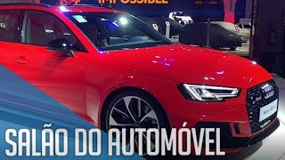 Salão do Automóvel SP 2018 - Audi