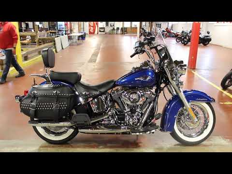 2015 Harley-Davidson Heritage Softail® Classic in New London, Connecticut - Video 1