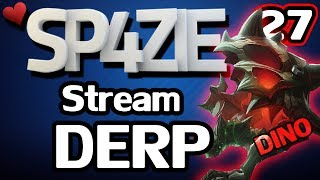 ♥ Stream Derp - #27 Jurassic Lane