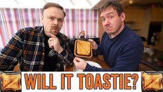 Will it toastie? ft Ashens