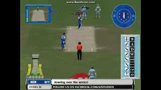 Cricket 13 EA Sports Pc Game Play