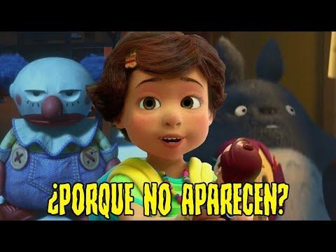 El OSCURO SECRETO de TOY STORY 4 - BONNIE PIERDE Los JUGUETES