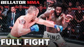 Full Fight | Derek Campos vs. Daniel Straus - Bellator 226