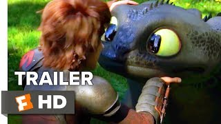 How to Train Your Dragon: The Hidden World Trailer #1 (2019)   Movieclips Trailers