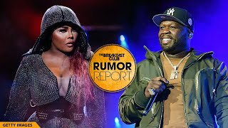 Lil Kim Claps Back At 50 Cent After He Trolls Her Dancing On Social Media