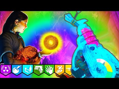 LITTLE LOST GIRL!! | ORIGINS! | FULL EASTER EGG!! | BLACK OPS 3 ZOMBIES