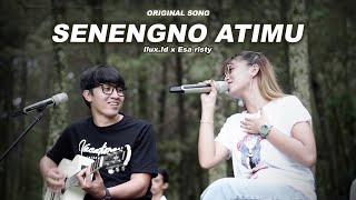 Chord Kunci Gitar Senengno Atimu - Ilux ID ft Esa Risty
