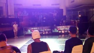 preview picture of video 'Poseidon Crew in MOB at Balcony'