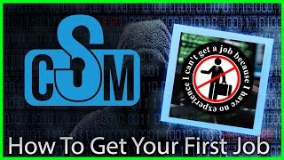 How To Land Your First Cyber Security Or IT Job? (Cyber Security Minute)