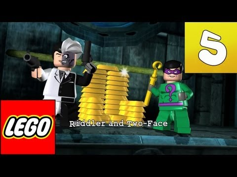 LEGO Batman The Videogame Walkthrough - LEGO: Batman The ...