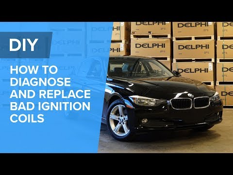 BMW E46 Misfire - Ignition Coil Pack Replacement - Motordyne