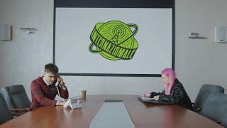 Kadr z teledysku Szklanki tekst piosenki Young Leosia
