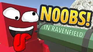 RAVENFIELD NOOB QUESTIONS | BEGINNER GUIDE - HOW TO PLAY
