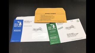 How to vote by absentee ballot in Michigan: Step by step