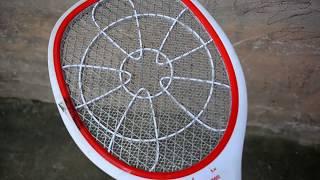 Cách sửa vợt muỗi cực dễ ai cũng làm được