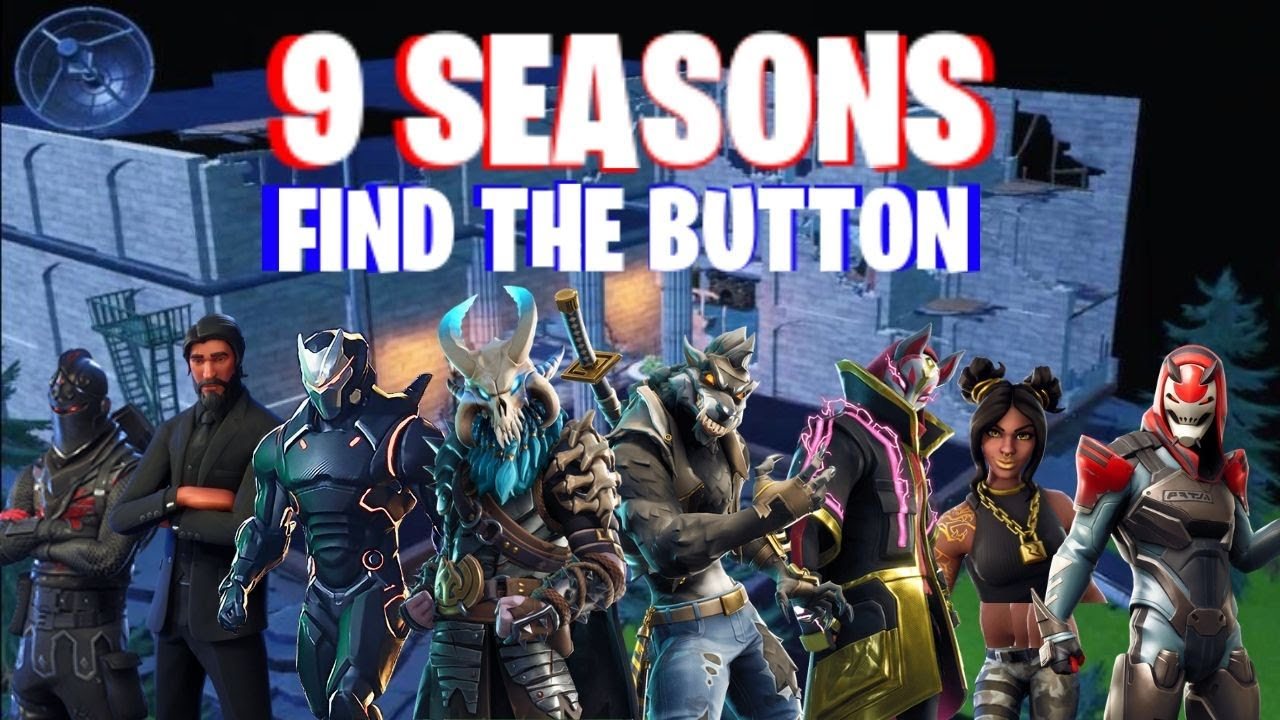 find the button map # 13
