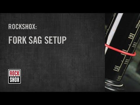 ROCKSHOX: Fork Sag Setup