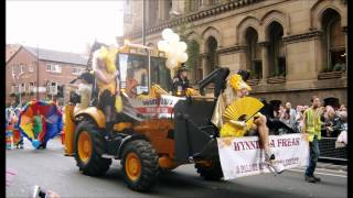preview picture of video 'Fantabulosa Mardi Gras of Manchester, United Kingdom.wmv in HD'