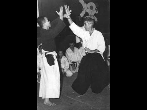 Tadashi Abe Aikido With Samurai Roots - USAdojo.com