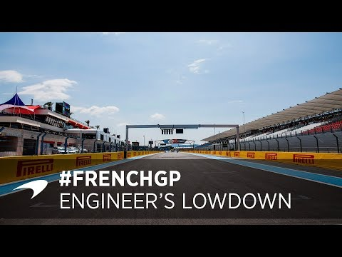 Engineer's Lowdown with Will Joseph | French GP