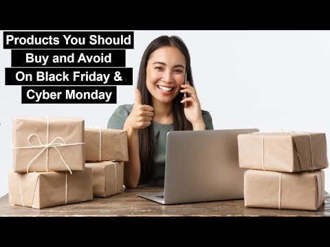 Products You Should Buy And Avoid On Black Friday And Cyber Monday Deals