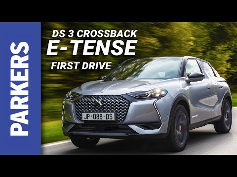 DS 3 Crossback E-Tense SUV Review Video