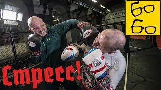 Стрессоустойчивость в боксе от Святослава Шталя — как не бояться драться и стать хозяином ринга?
