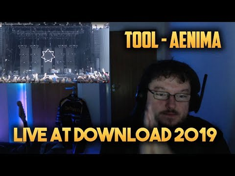TOOL -AEnima LIVE at DOWNLOAD 2019 |