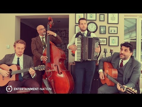 Debonair Quartet - Live Accordion Band
