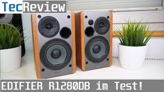 [REVIEW] | EDIFIER Studio R1280DB im Test! | Wie viel Sound gibt es für 130€? | TecReview | 4K50p