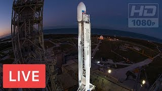 WATCH LIVE: SpaceX to Launch Falcon 9 Rocket #PAZmission @9:17am EST